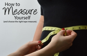 Measuring yourself